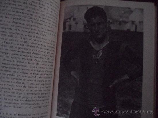Coleccionismo deportivo: libro campeones futbol club f.c barcelona fc barça cf 1974 ver fotos - Foto 3 - 32822162