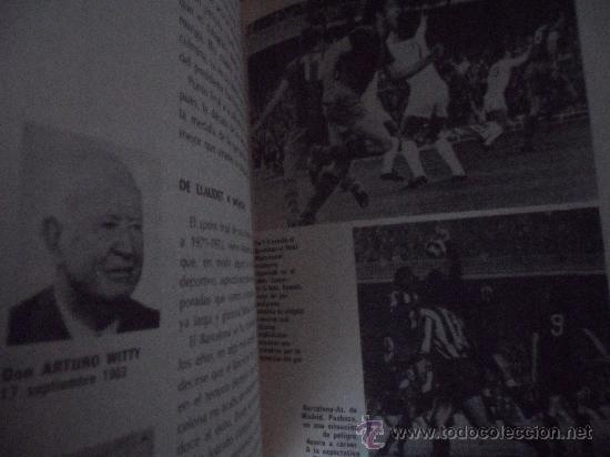Coleccionismo deportivo: libro campeones futbol club f.c barcelona fc barça cf 1974 ver fotos - Foto 4 - 32822162