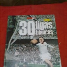 Coleccionismo deportivo: 30 LIGAS BLANCAS ( TOMO I ) DIARIO AS. Lote 33026297
