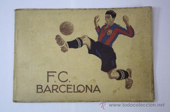 ANTIGUO BOLETÍN OFICIAL DEL FÚTBOL CLUB / FC BARCELONA, DEL AÑO 1922, CON PUBLICIDAD PIRELLI (Coleccionismo Deportivo - Libros de Fútbol)