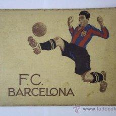 Coleccionismo deportivo: ANTIGUO BOLETÍN OFICIAL DEL FÚTBOL CLUB / FC BARCELONA, DEL AÑO 1922, CON PUBLICIDAD PIRELLI. Lote 33284052