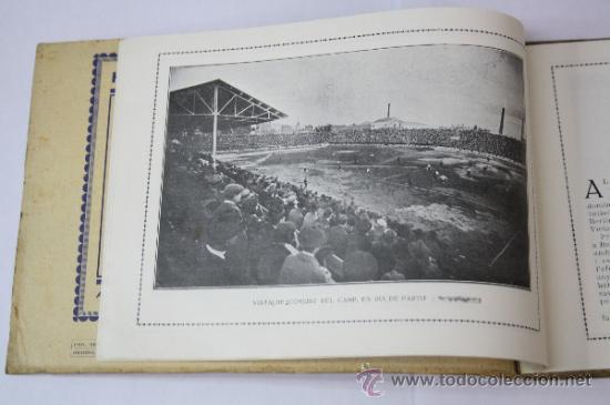 Coleccionismo deportivo: Antiguo Boletín Oficial del Fútbol Club / FC Barcelona, del Año 1922, con Publicidad Pirelli - Foto 3 - 33284052