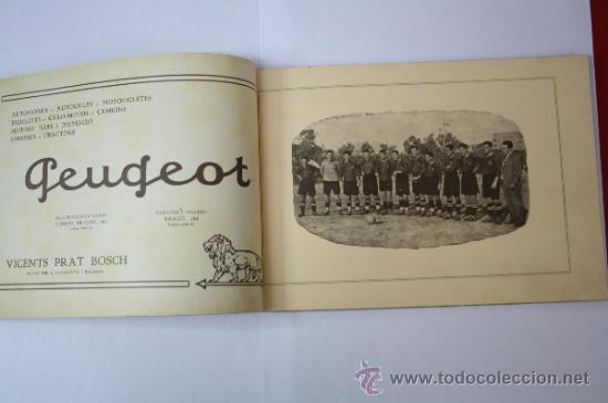 Coleccionismo deportivo: Antiguo Boletín / Butlletí Oficial del Fútbol Club / FC Barcelona del Año 1926 - Foto 2 - 33284091