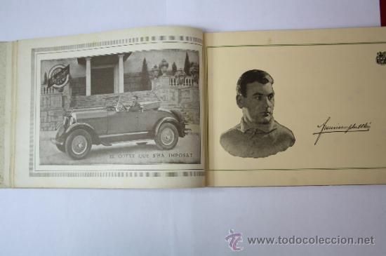 Coleccionismo deportivo: Antiguo Boletín / Butlletí Oficial del Fútbol Club / FC Barcelona del Año 1926 - Foto 3 - 33284091