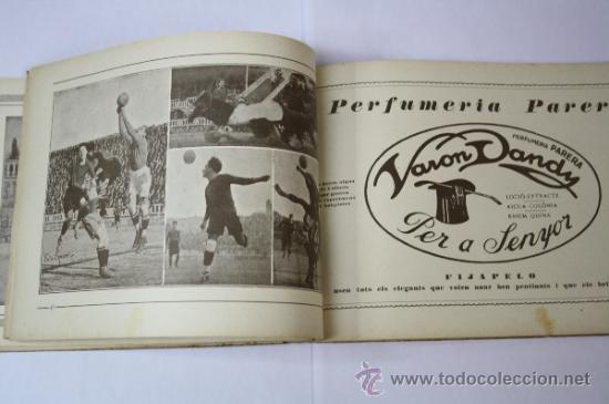 Coleccionismo deportivo: Antiguo Boletín / Butlletí Oficial del Fútbol Club / FC Barcelona del Año 1926 - Foto 5 - 33284091