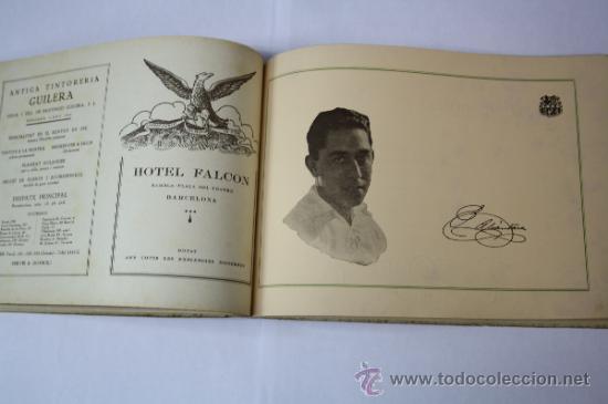 Coleccionismo deportivo: Antiguo Boletín / Butlletí Oficial del Fútbol Club / FC Barcelona del Año 1926 - Foto 6 - 33284091