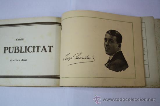 Coleccionismo deportivo: Antiguo Boletín / Butlletí Oficial del Fútbol Club / FC Barcelona del Año 1926 - Foto 7 - 33284091