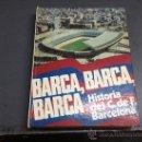 Coleccionismo deportivo: LA GRAN ENCICLOPEDIA VASCA BARÇA BARÇA BARÇA. Lote 35433849