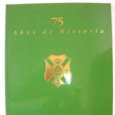 Coleccionismo deportivo - 75 AÑOS DE HISTORIA DEL C.D. TENERIFE; JUAN J. ARENCIBIA DE TORRES: VER FOTOS ADICIONALES - 33867709