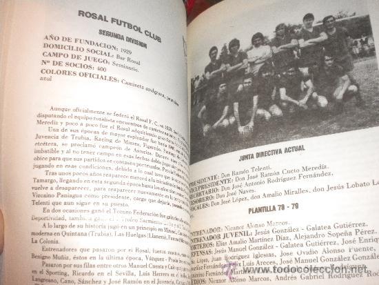 Coleccionismo deportivo: Equipos regionales asturianos / Adolfo Casero , 1979 - Foto 4 - 34230385