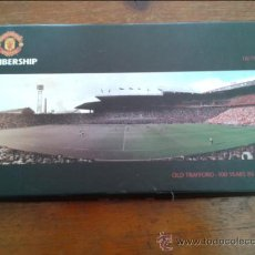 Coleccionismo deportivo: THE OFFICIAL MANCHESTER UNITED YEARBOOK 2010-2011. OT100. Lote 34341115
