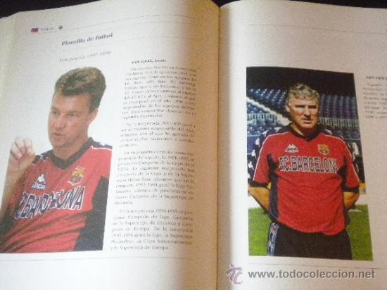 Coleccionismo deportivo: El anuario del FC Barcelona 97 98 / el anuario del centenario , mas que un anuario / Barca - Foto 4 - 34407496