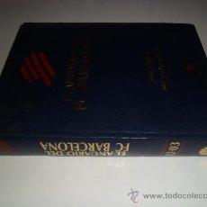 Coleccionismo deportivo: EL ANUARIO DEL FC BARCELONA 2002 - 2003 MÁS QUE UN ANUARIO. Lote 34439132