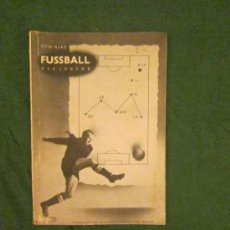 Coleccionismo deportivo: FUSSBALL DERJUGEND 1939. Lote 34620515