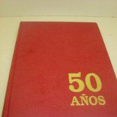 Coleccionismo deportivo: LA MANCHA BLANCA - 50 AÑOS - HISTORIA DEL ALBACETE BALOMPIE - MIGUEL MIRÓ - ED. PELDAÑO 1991. Lote 34864578