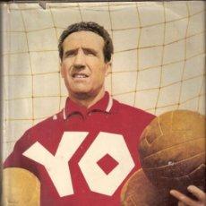 Coleccionismo deportivo: YO. MEMORIAS DE HELENIO HERRERA. EDITORIAL PLANETA. 1ª EDICIÓN. 1962.. Lote 35442977