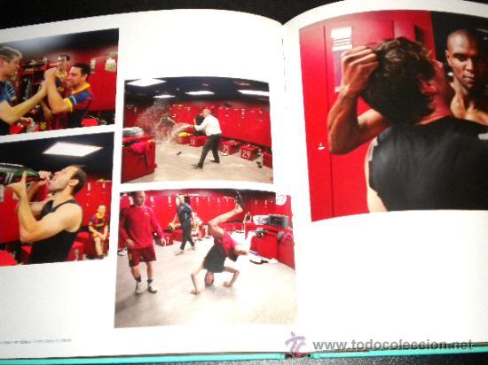 Coleccionismo deportivo: BARÇA. EN EL COR DE LA LLEGENDA. EN EL CORAZÓN DE LA LEYENDA. IN THE HEART OF THE LEGEND - Foto 2 - 35979486