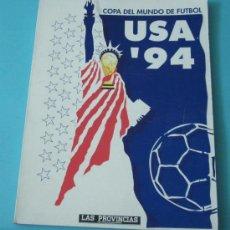 Coleccionismo deportivo - COPA DEL MUNDO DE FUTBOL USA '94 - 116609988