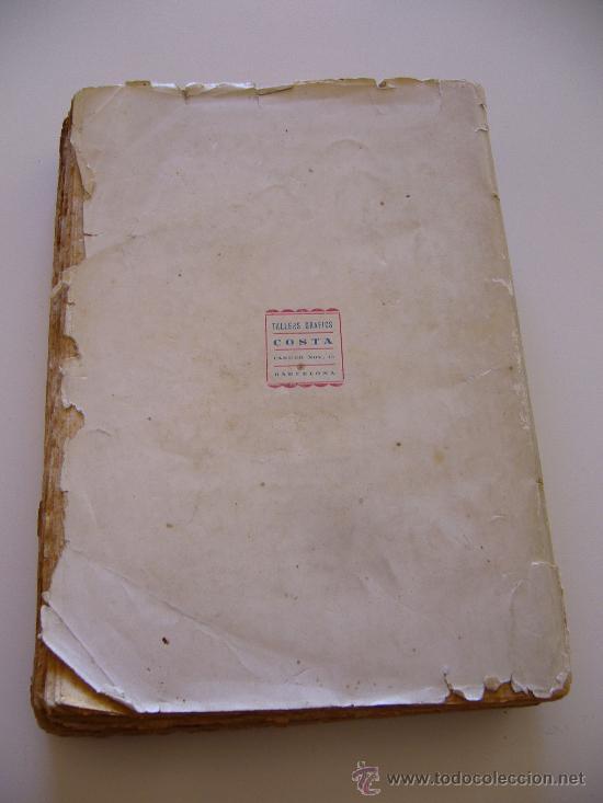 Coleccionismo deportivo: Libro del 25 aniversario F.C. Barcelona. Noces d´argent 1924 Volum 3 III - Foto 2 - 37055935