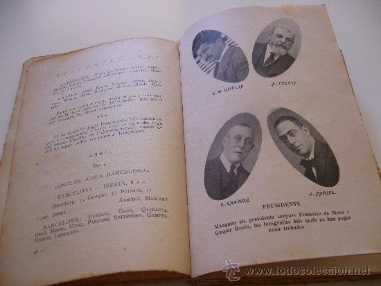 Coleccionismo deportivo: Libro del 25 aniversario F.C. Barcelona. Noces d´argent 1924 Volum 3 III - Foto 8 - 37055935