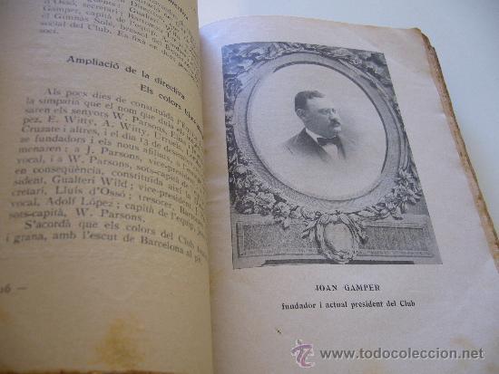 Coleccionismo deportivo: Libro del 25 aniversario F.C. Barcelona. Noces d´argent 1924 Volum 3 III - Foto 10 - 37055935