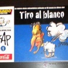 Coleccionismo deportivo: COLECCIÓN PELOTAZOS Nº 1 ( MUNDO DEPORTIVO ) - TIRO AL BLANCO . Lote 37253070