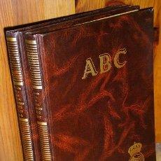 Coleccionismo deportivo: HISTORIA VIVA DEL REAL MADRID 1902-1987 2T POR VARIOS AUTORES DE ABC Y PRENSA ESPAÑOLA EN MADRID. Lote 37382161