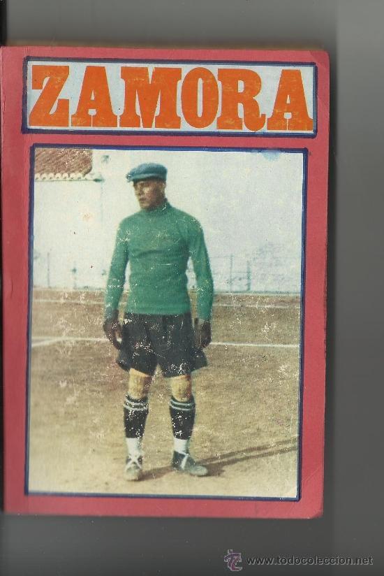 RICARDO ZAMORA RECUERDOS DE MI VIDA.DIEZ AÑOS DEFENDIENDO LA META ESPAÑOLA. (Coleccionismo Deportivo - Libros de Fútbol)