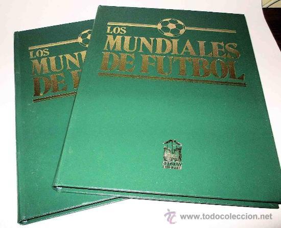 LOS MUNDIALES DE FÚTBOL EDICIONES SEDMAY-1979 (Coleccionismo Deportivo - Libros de Fútbol)