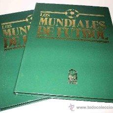 Coleccionismo deportivo: LOS MUNDIALES DE FÚTBOL EDICIONES SEDMAY-1979. Lote 37606760