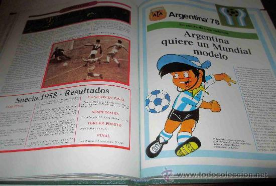 Coleccionismo deportivo: Los Mundiales de Fútbol Ediciones Sedmay-1979 - Foto 2 - 37606760