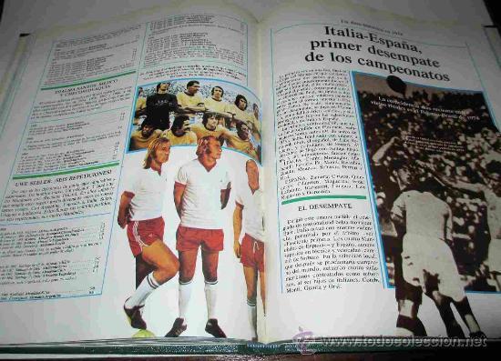 Coleccionismo deportivo: Los Mundiales de Fútbol Ediciones Sedmay-1979 - Foto 3 - 37606760