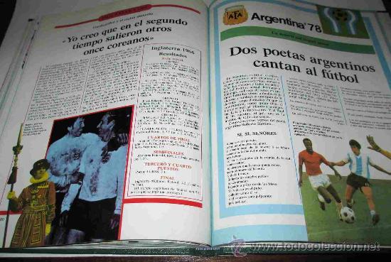 Coleccionismo deportivo: Los Mundiales de Fútbol Ediciones Sedmay-1979 - Foto 4 - 37606760
