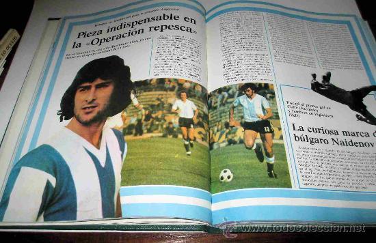 Coleccionismo deportivo: Los Mundiales de Fútbol Ediciones Sedmay-1979 - Foto 5 - 37606760