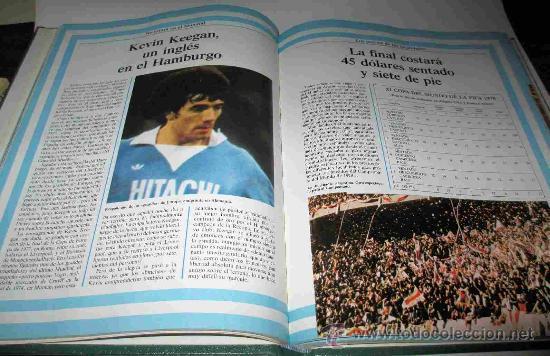 Coleccionismo deportivo: Los Mundiales de Fútbol Ediciones Sedmay-1979 - Foto 6 - 37606760