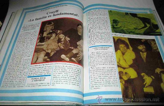 Coleccionismo deportivo: Los Mundiales de Fútbol Ediciones Sedmay-1979 - Foto 7 - 37606760