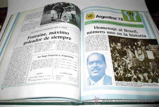 Coleccionismo deportivo: Los Mundiales de Fútbol Ediciones Sedmay-1979 - Foto 8 - 37606760