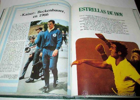 Coleccionismo deportivo: Los Mundiales de Fútbol Ediciones Sedmay-1979 - Foto 9 - 37606760