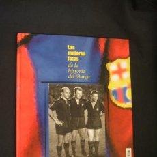 Coleccionismo deportivo: LAS MEJORES FOTOS DE LA HISTORIA DEL BARÇA - MUNDO DEPORTIVO - . Lote 38379227