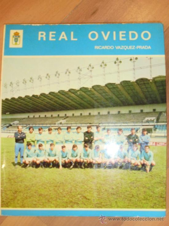REAL OVIEDO (MADRID, 1972) (Coleccionismo Deportivo - Libros de Fútbol)
