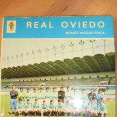 Coleccionismo deportivo: REAL OVIEDO (MADRID, 1972). Lote 38725511