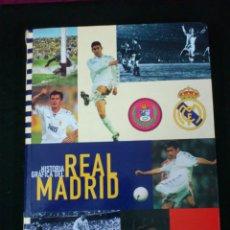 Coleccionismo deportivo: . LIBRO HISTORIA GRAFICA DEL REAL MADRID. FUTBOL. AS. 1997. COMPLETO. ALBUM.. Lote 39322509