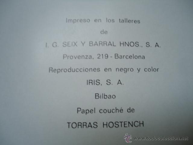 Coleccionismo deportivo: LIBRO HISTORIA del C.F. BARCELONA 1971 415 PÁGINAS FUTBOL BARÇA - Foto 4 - 39918707
