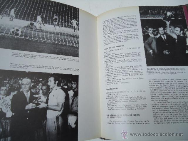Coleccionismo deportivo: LIBRO HISTORIA del C.F. BARCELONA 1971 415 PÁGINAS FUTBOL BARÇA - Foto 5 - 39918707