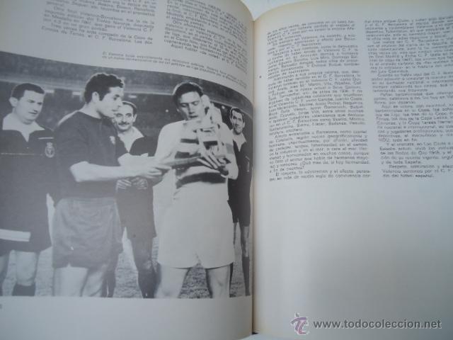 Coleccionismo deportivo: LIBRO HISTORIA del C.F. BARCELONA 1971 415 PÁGINAS FUTBOL BARÇA - Foto 9 - 39918707