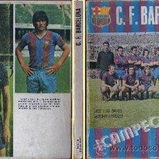 Coleccionismo deportivo: ¡CAMPEONES! LIBRO CLUB FÚTBOL BARCELONA. 1974. Lote 40185372