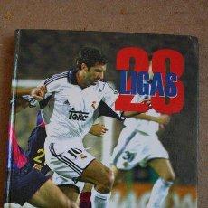 Coleccionismo deportivo: 28 LIGAS BLANCAS. ABC. 2001. COMPLETO.. Lote 40467224