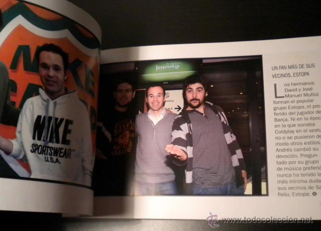 Coleccionismo deportivo: Andres Iniesta 8 grandes historias - Foto 3 - 44269274