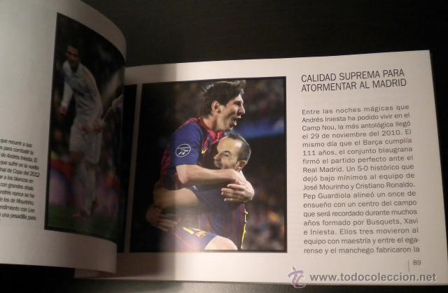Coleccionismo deportivo: Andres Iniesta 8 grandes historias - Foto 5 - 44269274