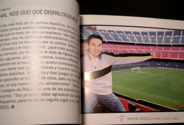 Coleccionismo deportivo: Andres Iniesta 8 grandes historias - Foto 8 - 44269274